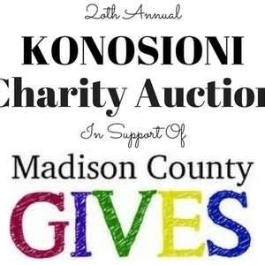 20th Annual Konosioni Charity Auction