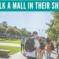 Walk a Mall in Their Shoes