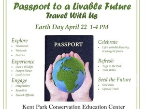 Earth Day:  Passport to a Livable Future