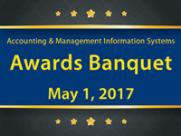 Accounting & MIS Awards Banquet