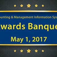 Accounting & MIS Awards Banquet