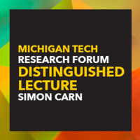 Michigan Tech Research Forum: Distinguished Lecturer