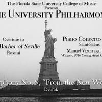Philharmonia Concert (UMA) - Ticketed