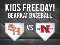 Kids Free Day at Bearkat Baseball