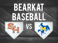 Bearkat Baseball vs McNeese