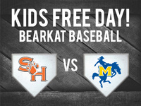 Kids Free Day at Bearkat Baseball