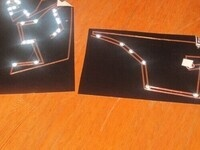 Celestial Bodies: LED Constellations for Teens