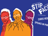 Stop Fascism: Chris Hedges Speaks in Portland