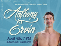 Anthony Ervin Lecture