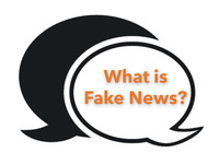 Fake news: slay it, don't share it
