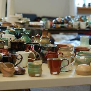 UD Ceramics Pottery Sale