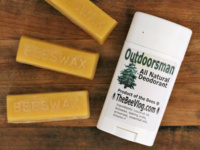 Natural Deodorant from the Hive