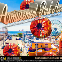 "Rozsa Gallery A-Space Presents ""Amusement Park Avenue"""