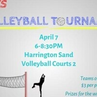 Volleyball Tournament (Cancelled)