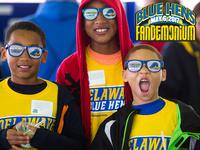 Blue Hens Fandemonium