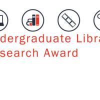 Undergraduate Library Research Award Reception