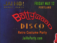 Jai Ho! Bollywood Disco Costume Party