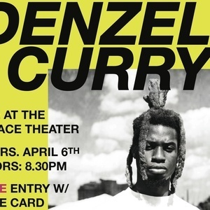SCOPE & Colleges Against Cancer Present: Denzel Curry