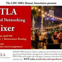 MBA DTLA Speed Networking Mixer