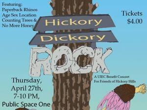 Hickory Dickory Rock: UI Environmental Coalition Benefit Concert