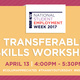 National Student Employment Week Transferable Skills Workshop