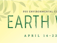 PSU Earth Week - Women of Color Speak Out