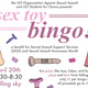 Sex Toy Bingo