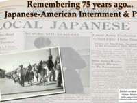 Remembering 75 years ago…Japanese-American Internment and Pacific