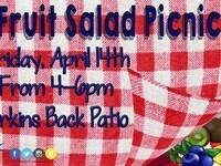 Fruit Salad Picnic