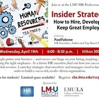 LMU HR Professionals Mixer