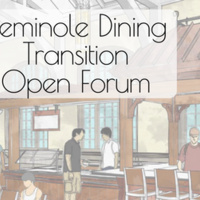 Seminole Dining Transition Open Forum