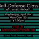 Open Self-Defense Class