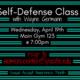 Open Self-Defense Class