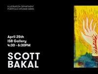 Illustration Portfolio Speaker Series Presents Scott Bakal