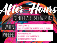 Class of 2017 Senior Exhibition: After Hours