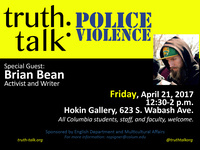 truth talk: Police Violence