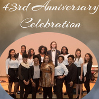 Wake Forest Gospel Choir 43rd Anniversary Celebration