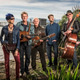 The Palms: Nell Robinson & Jim Nunally Band