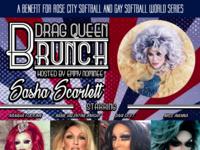 Portland Drag Queen Easter Sunday Brunch