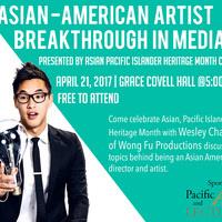 Asian-American Artist Breakthrough in Media