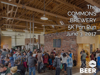 The Commons Brewery 5k Fun Run