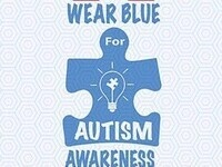 GO BLUE for Autism Awareness Day @ S&T