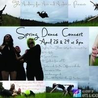 A3 Spring Dance Concert