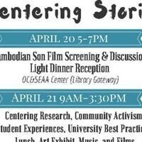 "The ""Centering Stories: Asian American and Pacific Islander Undocumented Student Experiences"" Symposium"