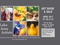 Lake Area Artists Art Show & Sale