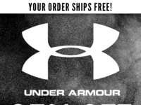 Under Armour 25% Off