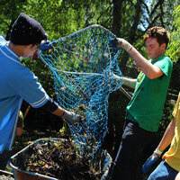 Portland Earth Day Clean Up
