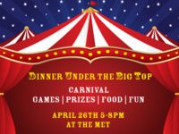 Dinner Under the Big Top at the Met