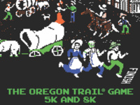 The Third Annual Oregon Trail® Game 5k and 8k