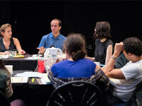 Adaptation Playwriting Class with Matthew B. Zrebski